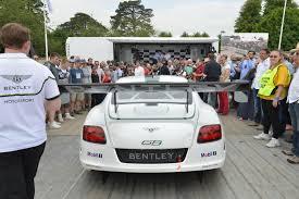 bentley gt3 bentley continental gt3 rear