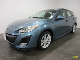mazda 2011 2011 gunmetal blue mica mazda mazda3 s grand touring 5 door