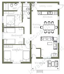 3 bedroom 3 bath house plans house plan for three bedroom download 3 bedroom houses com house