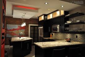 kitchen gypsum board ceiling designs for classic white cabinets
