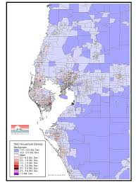 Map Of Tampa Bay Tampa Bay Regional Planning Council