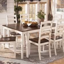 9 piece dining room set counter height gallery dining 2 tone dining room tables