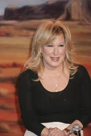 hair cut feather back feather back hair cuts bette midler with feathered layered