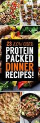 27 low carb high protein recipes that makes fat burning easy