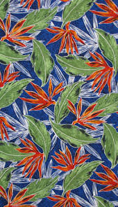 Tropical Home Decor Fabric 20 Best Vintage Hawaiian Fabric Images On Pinterest Vintage