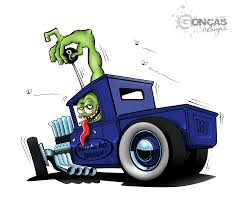 Old Ford Truck Vector - rod truck by carguy88 on deviantart