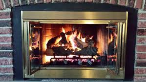 regency gas fireplace replacement logs replace with stones glass fire burning