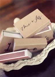 wedding matchbooks diy matchbooks by papermade