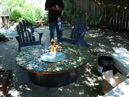 Fire Pit Glass Stones by Fire Pit Recommended Glass Fire Pit Kits Accessories Large