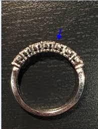 upgrading wedding ring exchange upgrade wedding band great service again