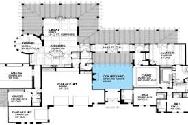 courtyard plans 37 house plans inner courtyard interior courtyard house plans