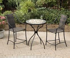 Patio Bistro Table by Outdoor Bistro Table Home Designing Outdoor Bistro Table Ideas
