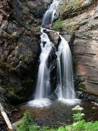Montana waterfalls images New guide details 52 waterfalls around montana outdoors jpg