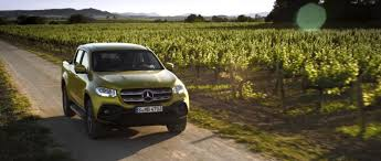 mercedes pickup 2017 the mercedes benz x class pickup meets lifestyle