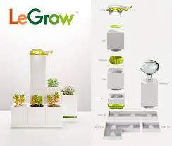 The Smart Garden by The Legrow Modular U0027smart Garden U0027 Is A Lego Like System That Makes