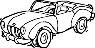 toy car classical coloring page wecoloringpage