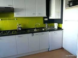 meuble cuisine vert pomme element cuisine meuble cuisine vert pomme affordable vue de la