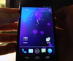 android 4 0 icecream sandwich new samsung galaxy nexus with android 4 0 sandwich