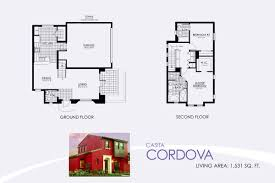 Casita Floor Plans Casita At Paseo Real Estate Fort Myers Florida Fla Fl