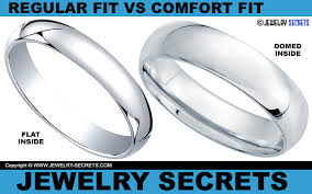 comfort fit ring shopping for the men s wedding band jewelry secrets