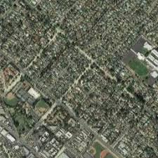 map of burbank ca satellite map of burbank ca satellite images of