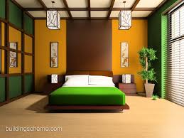 fascinating japanese bedroom designs aida homes green yellow
