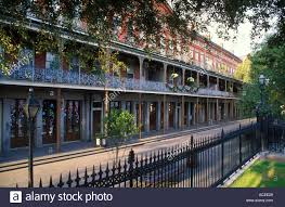 louisiana new orleans french quarter pontalba apartments near