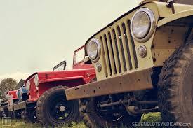 bantam jeep 2017 bantam jeep heritage festival u2013 seven slot syndicate
