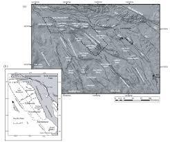 Newport Inglewood Fault Map Regional Map Jpg
