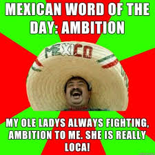 Mexican Sombrero Meme - fiesta jokes last name brewing brewery tasting room in upland ca