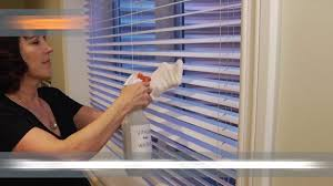 3 ways to clean window blinds home hacks youtube