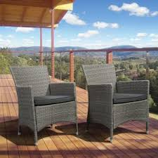 Patio Armchair Atlantic Contemporary Lifestyle Liberty Deluxe Brown All Weather