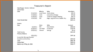 treasurer s report agm template annual general meeting treasurer s report professional and high