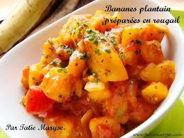 cuisiner banane plantain variez les plaisirs avec ce rougail bananes plantain
