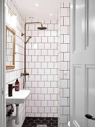 Bathroom Tile Makeover - 6 6 white bathroom tiles interesting interior design ideas