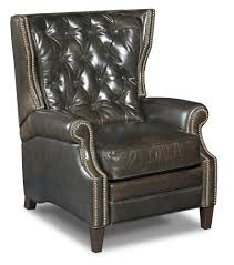 hooker furniture reclining chairs reclining wing chair with button