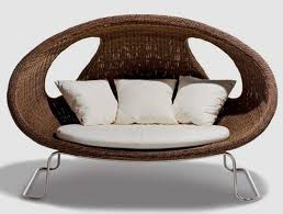 New Couch by Furniture Unique Chair Furniture Design Made Rattan Wood With An