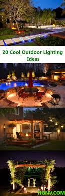 Cool Patio Lighting Ideas 20 Awesome Outdoor Lighting Ideas You Might Want To Try Hgnv
