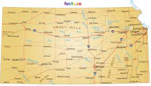 Arkansas State Map With Cities by Kansas Map Blank Political Kansas Map With Cities