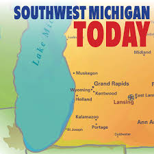 Southwest Michigan Map by Southwest Michigan Today For Thursday August 24 2017 Wmuk
