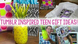 diy teen gift ideas inspired easy gifts youtube