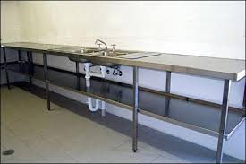 Stainless Steel Bench With Sink Stainless Steel Bench Stainless Steel Bench Manufacturer From