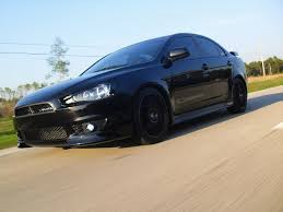 dodge6989 2009 mitsubishi lancer specs photos modification info