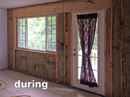 how to fix a glass door what happens when you find a load bearing wall has been