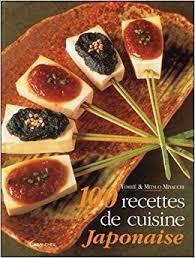 recettes de cuisine japonaise amazon fr 100 recettes de cuisine japonaise yoshié mitsuo