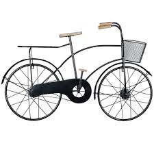 buy the metal bicycle wall decor accent by ashland at michaels