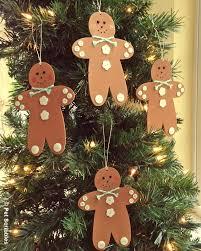 gingerbread ornaments