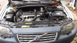 volvo jeep 2006 where is the battery volvo cross country xc70 youtube
