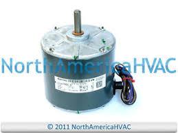 trane condenser fan motor replacement trane american standard condenser fan motor 1 5 hp 230v x70370526010