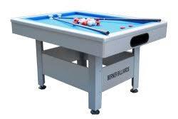 the orlando outdoor bumper pool table non slate berner billiards